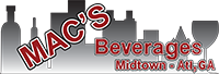 Mac's Beverages logo